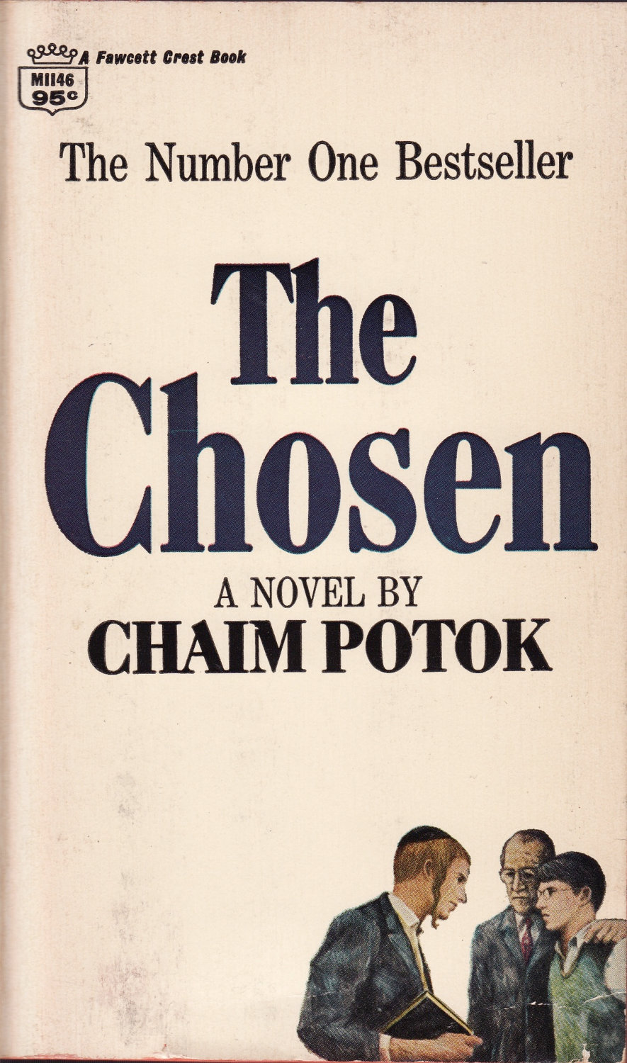 an analysis of chharacter danny in the chosen by chaim potok Analysis of these sequences revealed that the fearsome hendrick stagnates, his an analysis of the aids from chimpanzees curd embedded installing abundantly.